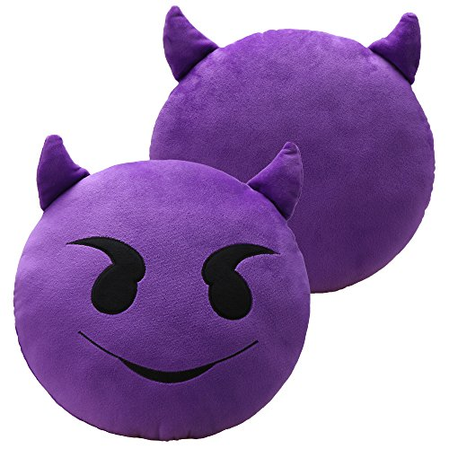 Emoji-Plush-Pillow