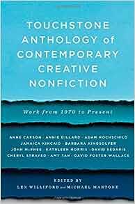 nonfiction essay anthologies