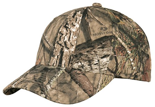 (Port Authority Pro Camouflage Outdoor Cap_Mossy Oak Break-Up Country_OSFA)