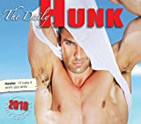 (US) The Daily Hunk 2018 Boxed/Daily Calendar (CB0245)
