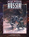 Front cover for the book Rage Across Russia by Steve Casper