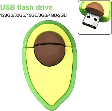 Chiavetta USB a forma di avocado 128 GB 32 GB 64 GB Kuizhiren1 16 GB 64 Gb