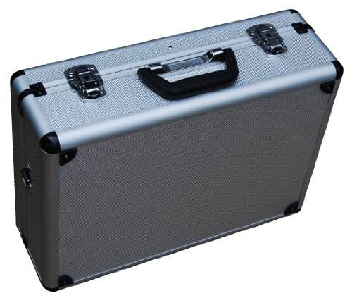 "Vestil CASE-1814 Rugged textured Carrying Case with rounded corners. 18"" Length, 14"" Width, 6"" Height"