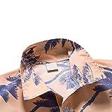 Men Short Sleeve Beach T-Shirt Daorokanduhp