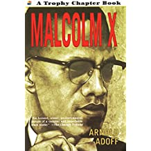 Malcolm X (Trophy Chapter Books (Paperback))