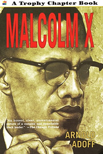 Malcolm X (Trophy Chapter Books (Paperback)) ebook