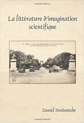 Book La littérature d'imagination scientifique (Faux Titre)