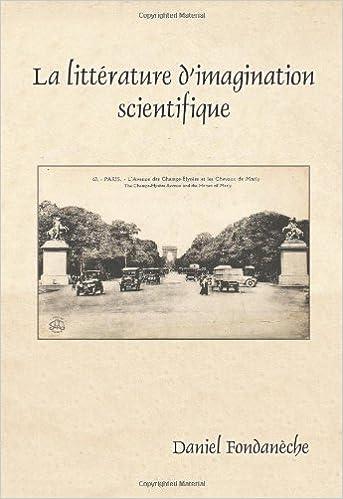 En ligne La Litt'rature D'imagination Scientifique pdf, epub ebook