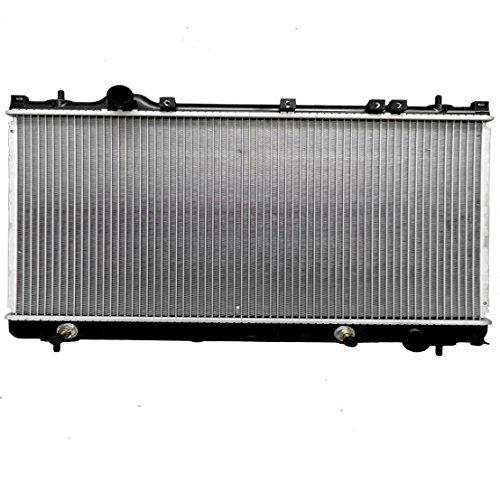 Dodge Base Neon (ECCPP New Aluminum Radiator 2363 fits for 2000-2004 Dodge Neon SE 2001-2002 Chrysler Neon Base)