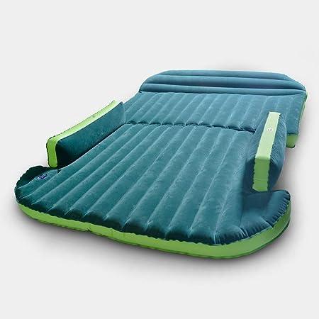 Cama de aire del coche, colchón inflable de la cama del coche ...