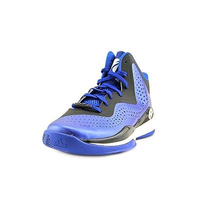 sports shoes d8d78 98116 adidas Rose 773 III Herren Basketball Schuh, Mehrfarbig - Royal-Black-White  -