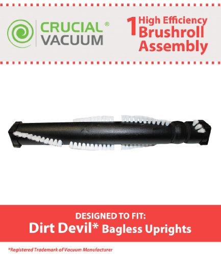 Replacement for Dirt Devil Brushroll Fits