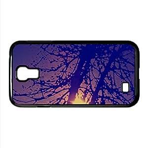 Sun Watercolor style Cover Samsung Galaxy S4 I9500 Case (Sun & Sky Watercolor style Cover Samsung Galaxy S4 I9500 Case)