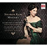 Mozart: Concerto for Clarinet and Orchestra in A Major, KV 622 / Quinet for Clarinet, two Violins, Viola and Violoncello in A Major, KV 581