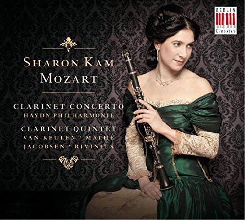 (Mozart: Concerto for Clarinet and Orchestra in A Major, KV 622 / Quinet for Clarinet, two Violins, Viola and Violoncello in A Major, KV 581)