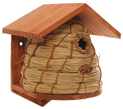Esschert Design NKBH Beehive Style Birdhouse