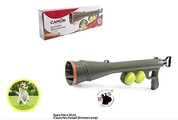 Bazooka Juegos para perros, escopeta lanza bolas: Amazon.es ...