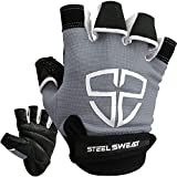 Steel Sweat Workout Gloves - Best for Gym