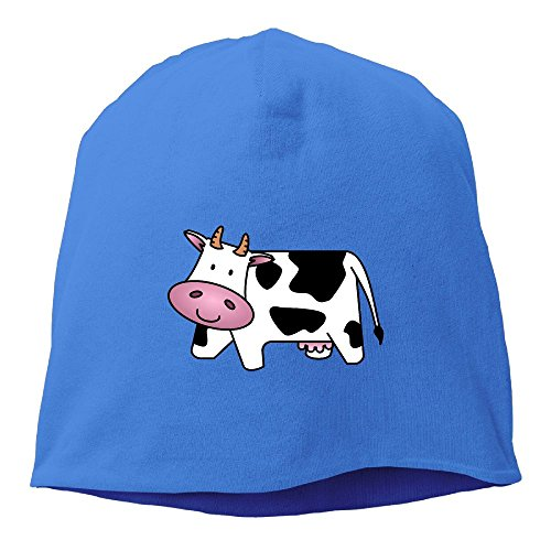 School Midi Disk (DMN Fashion Solid Color Cow Hedging Cap For Unisex Royalblue One Size)