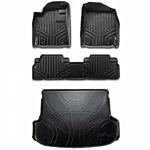 Amazon Com Maxliner Custom Fit Floor Mats 2 Rows And