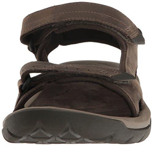 Sandal d'Athlétisme Marron Walnut M's Teva Langdon Chaussures Homme FqP77w