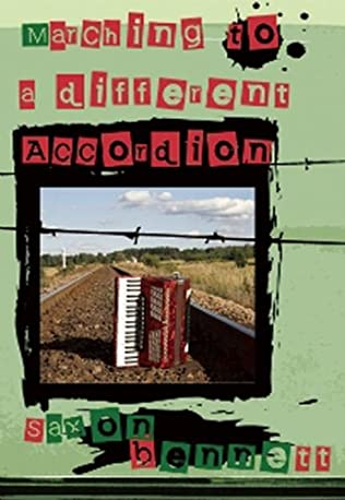 book cover of Marching to a Different Accordion