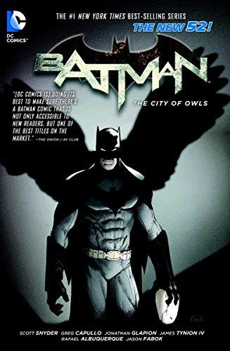 Batman Vol. 2: The City of Owls (The New (New Mx Graphics)