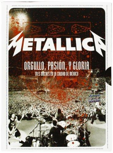Orgullo, Passion Y Gloria [2CD + 2DVD] Box set, Import Edition by Metallica (2009) Audio CD