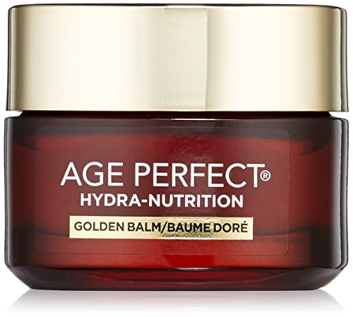 - L'Oréal Paris Skincare Age Perfect Hydra-Nutrition Golden Balm Moisturizer for Face, Neck and Chest, Formulated with Calcium and Precious Oils, 1.7 oz.