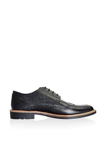 Redfoot Shoes , Chaussures de ville à lacets pour homme - noir - noir,