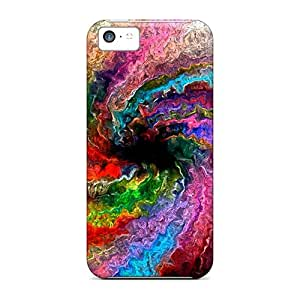 Iphone High Quality Cases/ Color Twister KyR16913ewCC Cases Covers For Iphone 5c