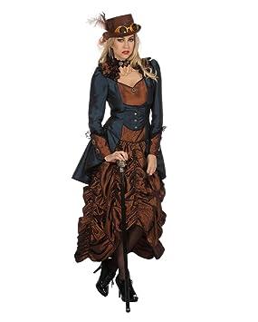 Horror-Shop Steampunk Traje De Mujer Premium 38: Amazon.es ...