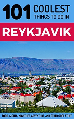 Reykjavik Travel Coolest Iceland Backpacking ebook