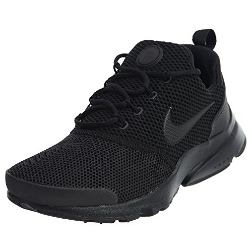Black Nike Boys' Black Fly Trail Black Presto shoes Black running 001 GS w1S0r1BqxO