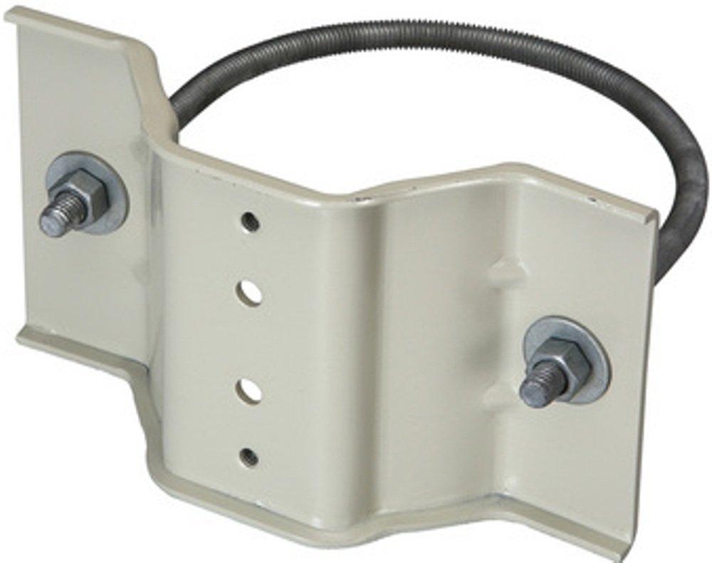 COP Security 15-B022 ランプポールブラケット アルミニウム ベージュ、外寸90~140mm   B07G371DBR