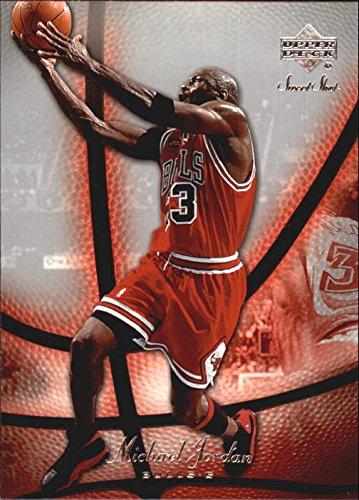 2006-07 Upper Deck Sweet Shot #12 Michael Jordan Chicago Bulls - NM-MT