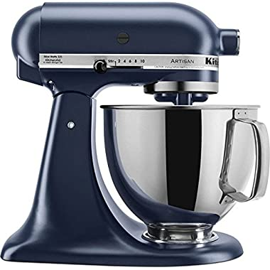 KitchenAid® Artisan 5 Quart Stand Mixer Ink Blue KSM150PSIB