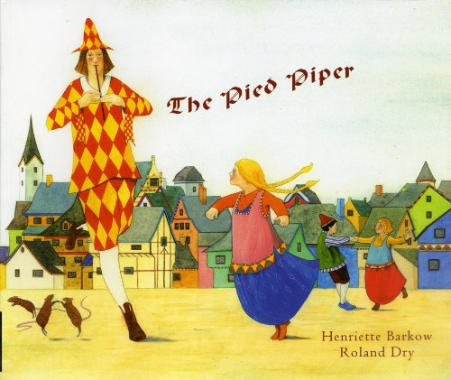 Download The Pied Piper in Farsi and English PDF