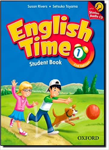 and cd time audio 1 book english student
