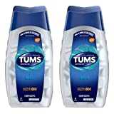Tums UltraStrength 1000, Mint, 160-Count (Pack of 2)