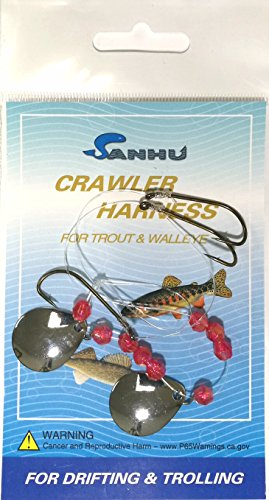 Sanhu Crawler Harness - 10 Packs - Item #631