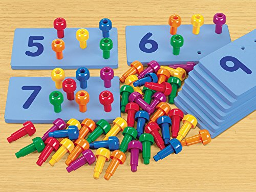 Counting Peg (Lakeshore Peg Number Boards)