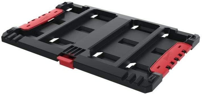 Milwaukee PackOUT-Placa adaptadora para Caja HD, Red-Black ...