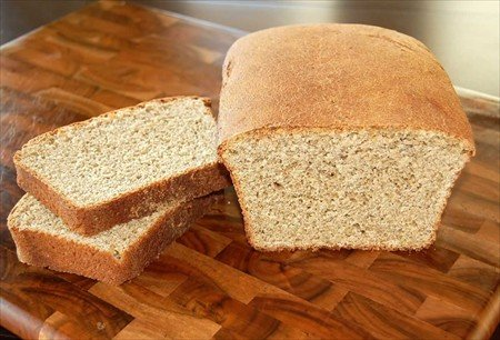 Handy Pantry Organic Sprouted Multi-Grain Biblical Bread Making Kit - From Scratch - Instructions, Sprouter, Grain Blend: Spelt, Wheat, Millet, Lentils, More by Handy Pantry