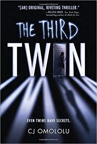 CJ Omololu - The Third Twin Audiobook Free Online