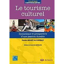 Tourisme culturel compétences & metier