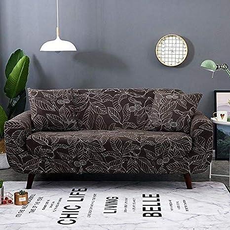 PlenTree - Funda moderna para sofá de 3 plazas, resistente ...