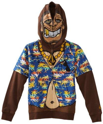 Volcom Full Zip Sweatshirt - 5