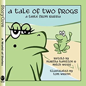 A Tale of Two Frogs Audiobook