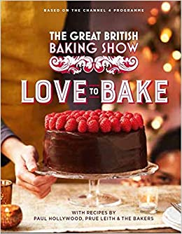 The Great British Baking Show: Love to Bake: Hollywood, Paul